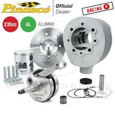 PINASCO VESPA PX 200 Zylinder Kit Aluminium 235cc + KURBELWELLE LANGE Stroke 62mm