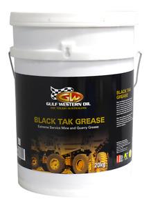 Black Tak Grease 20kgs