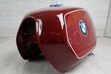 Orig. Benzintank Kraftstoffbehälter Sprit Tank ROT BMW R 45 65 78-85