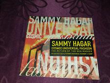 CD Sammy Hagar / Cosmic Universal Fashion - Album Digipak