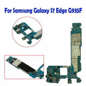 EU Version For Samsung Galaxy S7 Edge SM-G935F Motherboard Main Board Unlocked