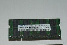 2GB RAM Speicher Dell Inspiron 1520 1521 1525 1545 1720 1721 640m 9400 Studio 17