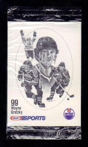 1986-87 Kraft Sports WAYNE GRETZKY Sealed BGS 9.5 Gem Mint ? Pack Fresh Oddball