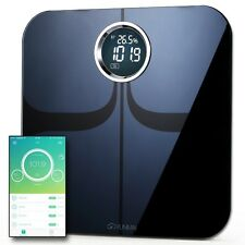 HQ Smart Scale Body Fat Fitness Composition Monitor APP Sync Fitbit Apple Health