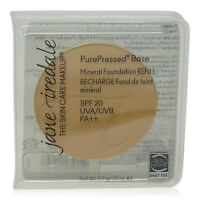 jane iredale • PurePressed Base  Refill • Latte • 0.35 oz • New • AUTHENTIC