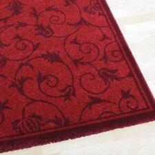 VENTA Alfombra EFFERO 9657 rojo 120x170 cm calidad alfombra red nuevo