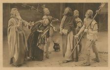 D OBERAMMERGAU 1922 Offiziele Postkarte Passionsspiele Oberammergau 1922 Nr. 48