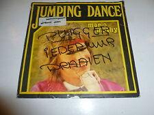 "MARIO MATHY - Jumping Dance - Belgium 2-track 7"" Juke Box vinyl single"