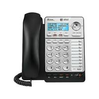 AT&T ML17929 2 Line Corded Speakerphone with Caller ID / Call Waiting - Black