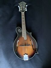 More details for fender acoustic f style mandolin (f63s concert tone) - with carry case
