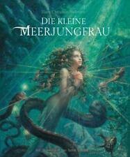 Die kleine Meerjungfrau von Hans Christian Andersen (Gebundene Ausgabe)