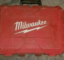 Milwaukee 5380 21 120v Ac 12 Inch Hammer Drill Amp Several Misc Bits