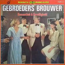 Gebroeders Brouwer Romantiek & Gezellighei 2xLP Comp Vinyl Schallplatte 171788