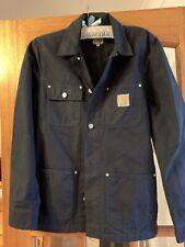 Black Carhartt Michigan Jacket M