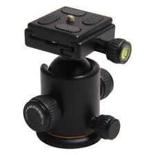 Zonzei KS-0 360° Tripod Ball Head Ballhead Quick Release Plate Pro Camera Tripod