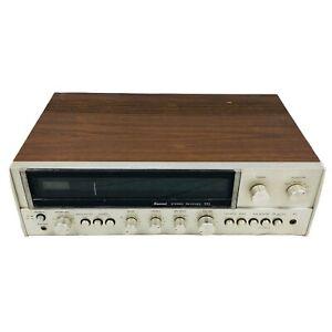 Sansui 771 Stereo Audio Receiver Classic Genuine Walnut Veneer 250v 10amp Plug