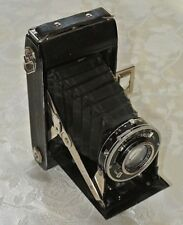 Used Charles Monti Monte Carlo Folding 120 Film Camera - RARE 645 Format Works