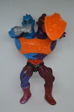 Two Bad 100% Complete He-Man MOTU Masters of the Universe Vintage Round Back