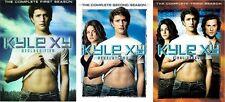 Kyle XY ~ Complete Series ~ Season 1-3 (1 2 & 3) ~ BRAND NEW 12-DISC DVD SET