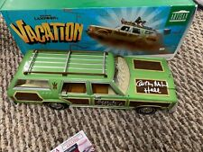 Cast Signed Family Truckster National Lampoon Vacation Chevy Beverley Dana hall