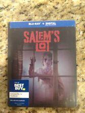 Salem's Lot  *Steelbook*(Blu-Ray Disc+Digital,STEELBOOK )NEW Authentic US