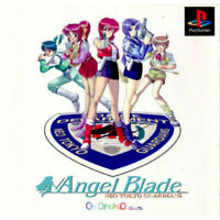 USED PS1 PS PlayStation 1 Angel blade