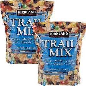 Kirkland TRAIL MIX 4.0 LB  ( 2 bags )