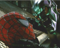 WILLEM DAFOE SIGNED AUTHENTIC 'SPIDER-MAN' GREEN GOBLIN 8X10 PHOTO B w/COA ACTOR