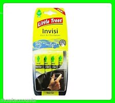 Magic Tree Invisi New Car Scent [TREE22] Little Tree Vent Air Freshener Clip