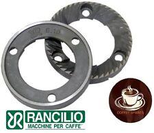 Rancilio MD40 Coffee Grinder BURRS set - Genuine - fits Rocky 69000032