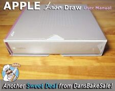 Apple LisaDraw Lisa Draw Vintage User Manual Binder in Box Reference Guide