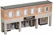 Bachmann #BAC35005 HO-Scale False Front Hobby Store Fine Detail SceneScapes