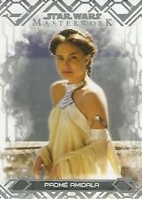 "Star Wars Masterwork 2017 - #2 ""Padme Amidala"" Base Card"