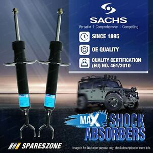Front Sachs Max Shock Absorbers for Jeep Grand Cherokee WH Wagon 06/05-01/11
