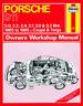 Haynes Workshop Manual Porsche 911 Targa Carrera 1965-1985 Service & Repair
