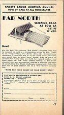 1951 Print Ad Far North Sleeping Bags Portland,Oregon