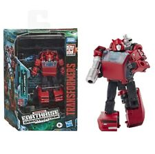 Transformers Cliffjumper Earthrise WFC Deluxe Class Action Figure Toy Hasbro