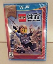 Nintendo Wii U LEGO City Undercover BRAND NEW / Nintendo Selects Sealed