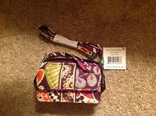 Vera Bradley All in One Crossbody in Plum Crazy - New with Tag - FREE SHIP