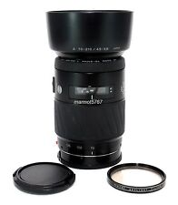 MINOLTA 70-210MM F4.5~5.6 AF LENS! 90-WARRANTY! EXCELLENT CONDITION! SONY A MT!