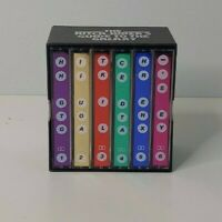 Rare - The Hitchhiker's Guide To The Galaxy Boxset 6 - Cassettes - Very Good