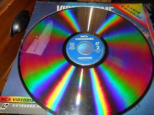 Videodrome   MCA videodisc    LaserDisc 11-018