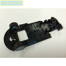 W10717 Scalextric Spare Underpan and Front Axle Assembly for Veyron