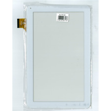 Ricambio Mediacom Vetro e Touch Bianco per SmartPad i10 3G / 10.1 S2 3G M-MPI10A