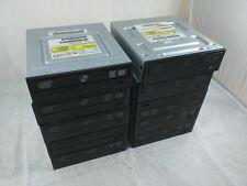 "10x Bulk Job Lot 5.25"" SATA DVD-RW Optical Disc Drive For PC With Lightscribe"