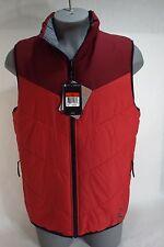 New Mens Large Nike Jordan Jumpman Red Winter Vest Jacket $120 623483-695
