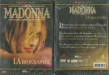 RARE / DVD - MADONNA : LA BIOGRAPHIE / NEUF EMBALLE