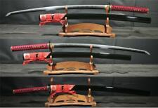 MH507 5A Tamahagane (IIII) Katana Japanese Sword Clay Tempered Hadori Kesho