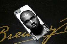 Kanye West Yeezy Face BW Phone Case Fits iPhone 4 4s 5 5s 5c 6