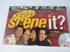 New Sealed Seinfeld Scene it? The DVD Game Mattel N0947 Fast Shipping